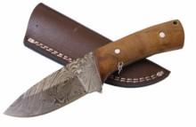 ambiorix  damascus knife